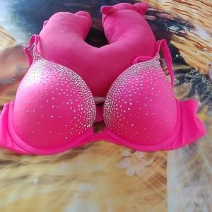 Victoria secret Swarvorski Crystal bra